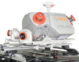 RIEGL VMX-450 Mobile Scanning System