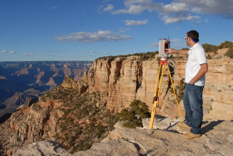 The RIEGL VZ-4000 at Work