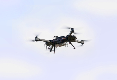 ricopter_with_minivux-1uav_lidarsensor_in_action