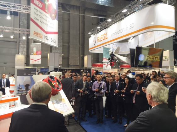 riegl_intergeo2016_product-launch2