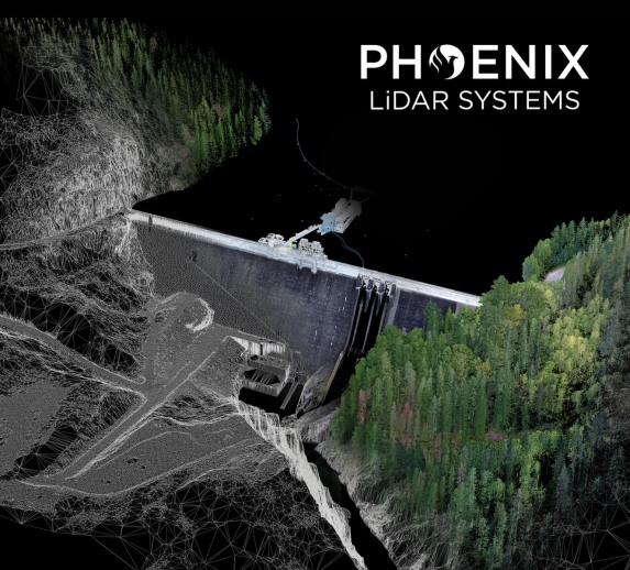 Dam Survey and Model - Phoenix LiDAR Systems