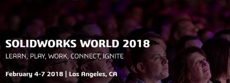 soldiworks world 2018