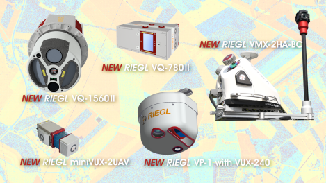 RIEGL AT INTERGEO 2019