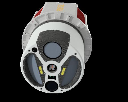 VQ-1560II DUAL LIDAR AIRBORNE SYSTEM